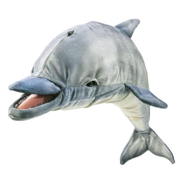 Delfin, mit Soundeffekt / Whistling Dolphin