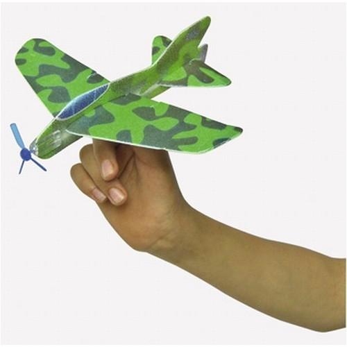 Flugmodell aus Styropor