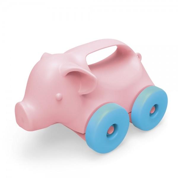 Push toy pig