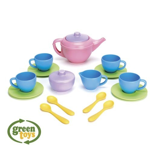 Spiel-Teeservice, pink / Play-set tea, pink