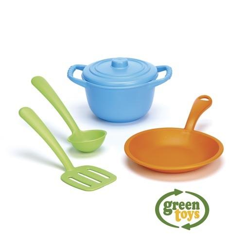 Spiel-Kochset / Play-set chef