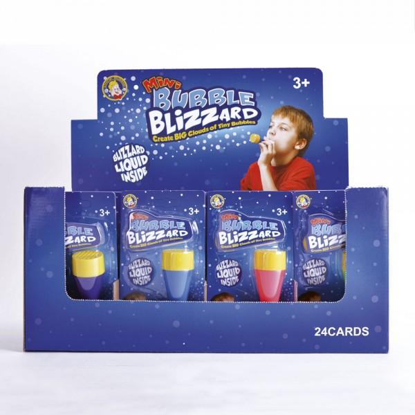 Mini Bubble Blizzard/Tausend kleine Seifenblasen