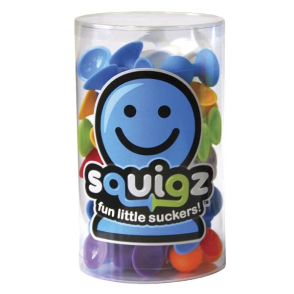Squigz - 24 Teile