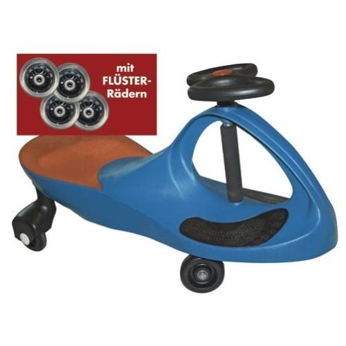 Kids-CAR - blau - mit Flüsterrädern