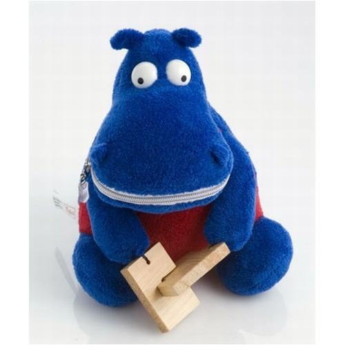 Lilo, autistic hippo (Paraplüsch)