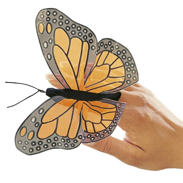 Mini Monarch Butterfly