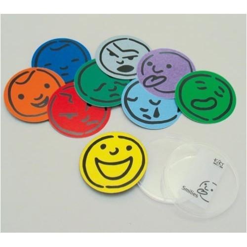 KIKT - Smileys 9 pcs