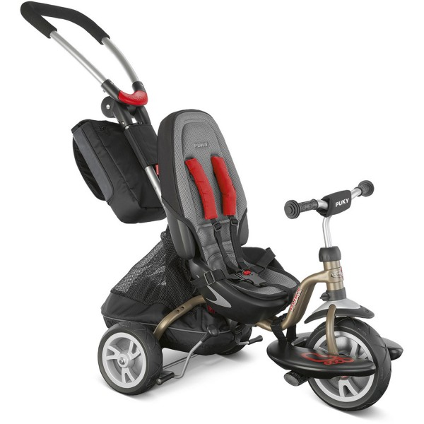 Tricycle Cat S6 Ceety, bronze - Puky nbr. 2400