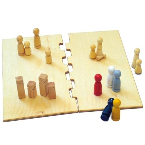 Family board - diagnostic and therapy