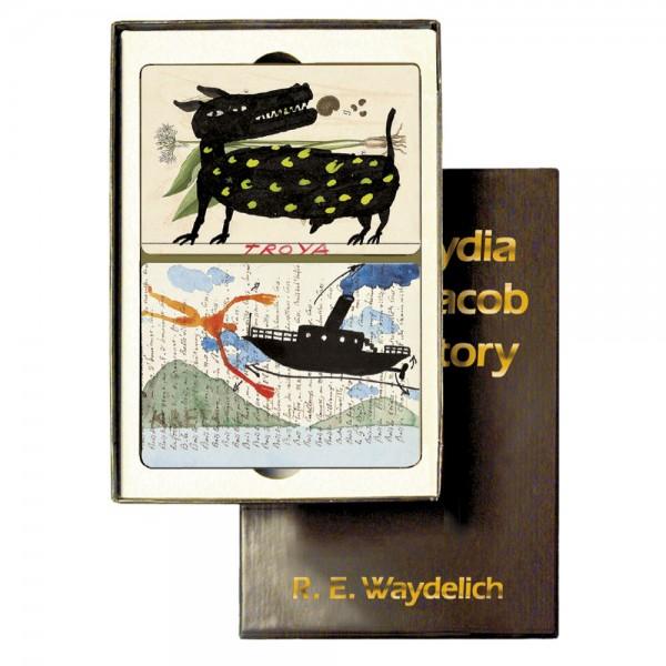 Lydia Jakob Story OH-Card - Associative games
