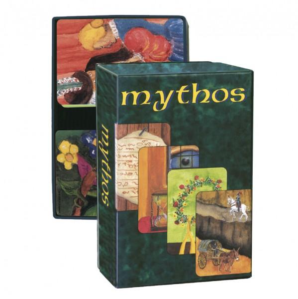 Mythos cards - Associative games