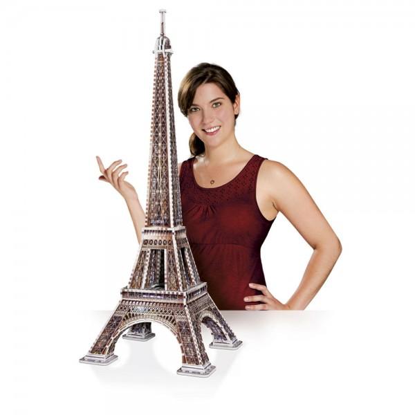 Eiffel Tower (3-d puzzle)