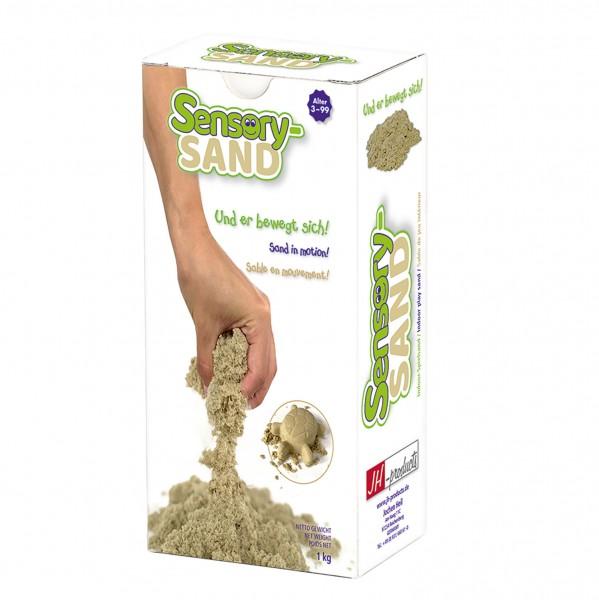 Sensory Sand 1 kg - kinetischer Sand