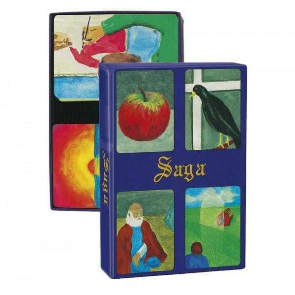 Saga cards - Associative games