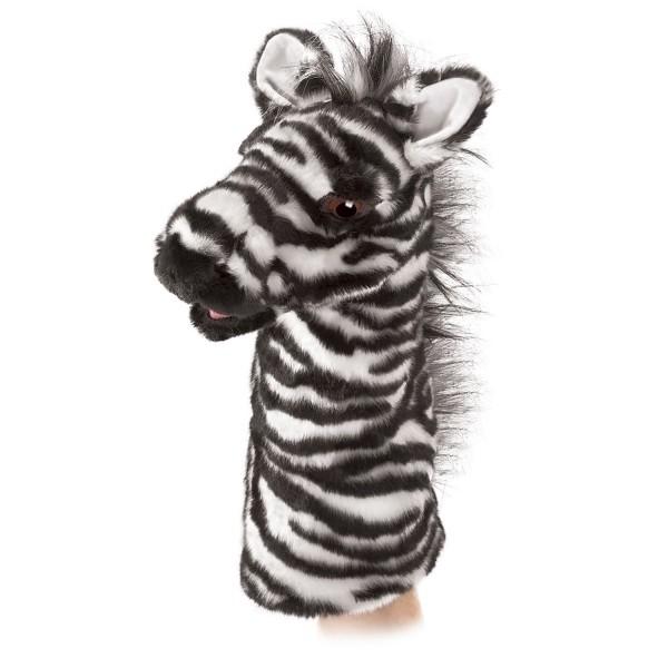 Zebra für die Puppenbühne / Zebra Stage Puppet
