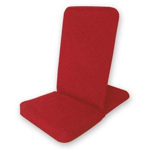 Backjack Ersatzbezug (Orig. + Fold.) - rot / Replacement Cover - red