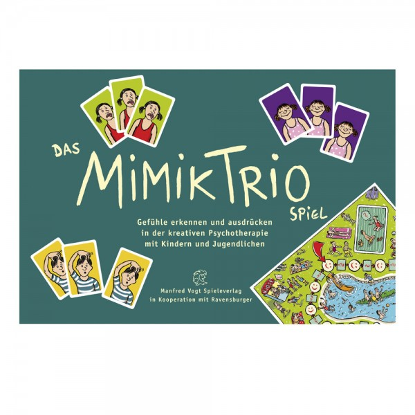 Mimiktrio - Recognizing and expressing feelings