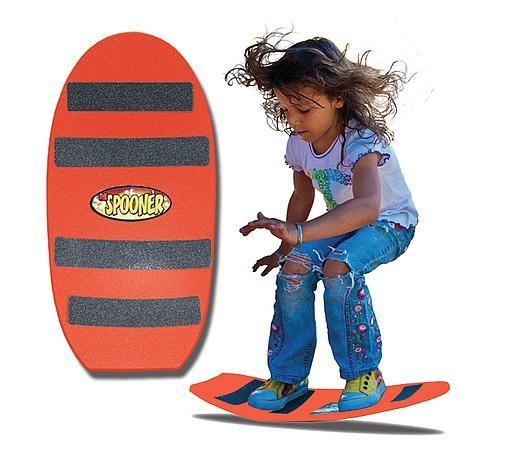 Spooner Board Free Style orange