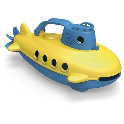 Submarine blue cabin