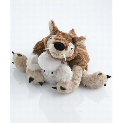 Dolly the sheep (wolf), no safe identity (Paraplüsch)
