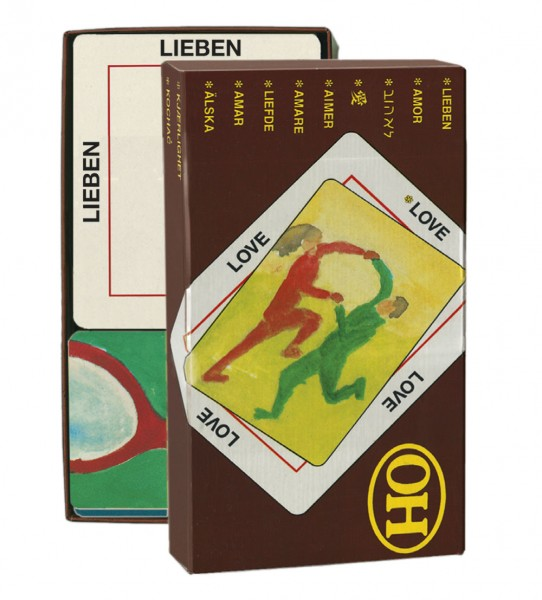 Love OH-Cards - Associative games
