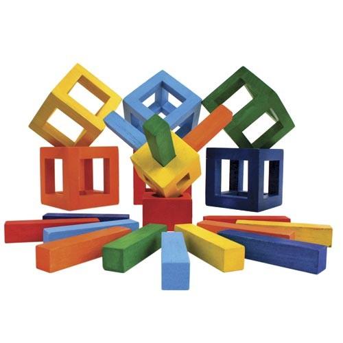 Twig - Konstruktionsbausteine aus Holz