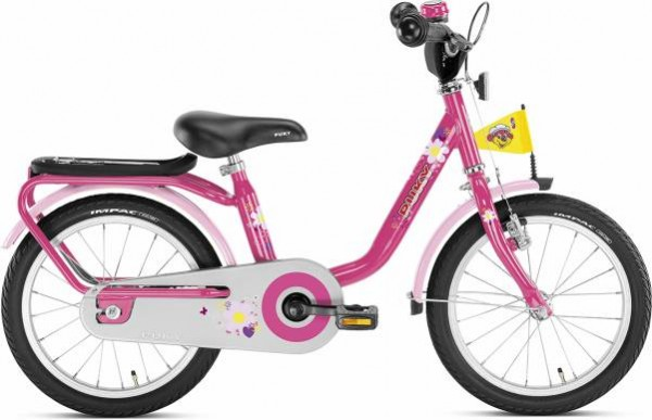 Play bicycle Z 6 Edition lovely pink