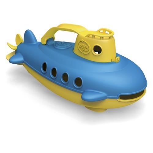 Submarine yellow cabin