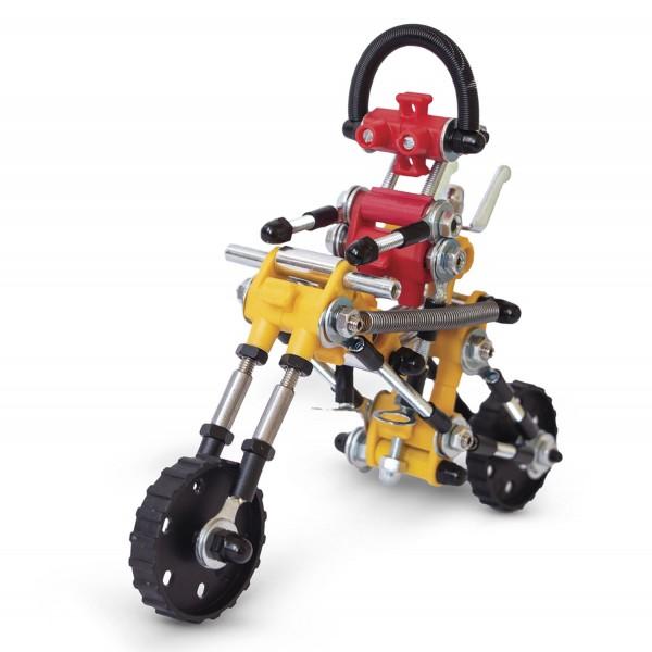 RiderBit, Biker, more than 150 parts