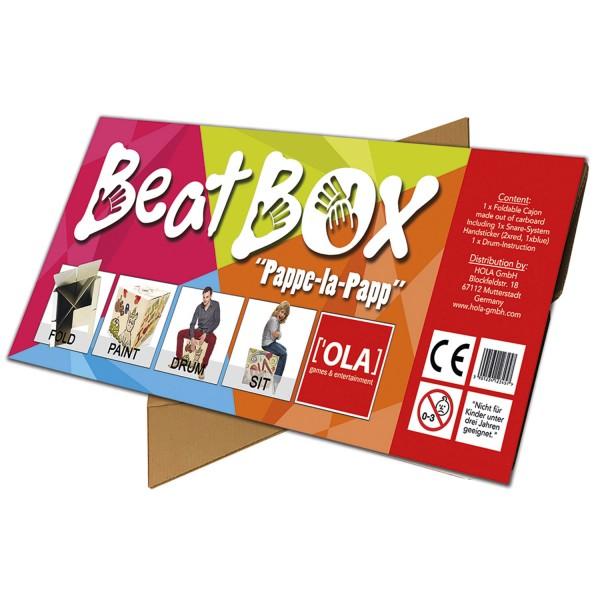 """BeatBox """"Pappe-la-Papp"""""""