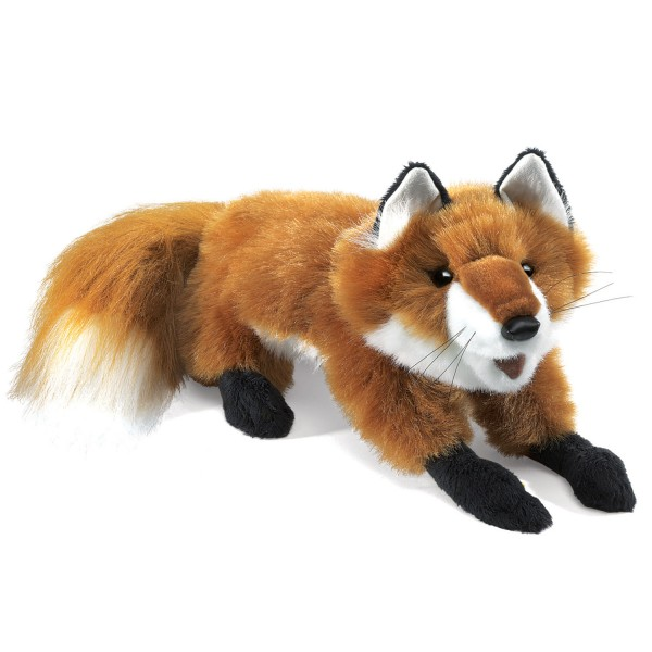 Small Red Fox