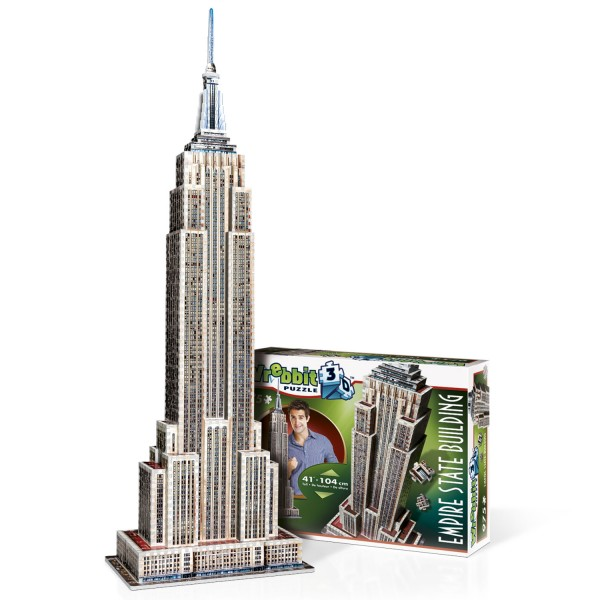 Empire State Building (3-d puzzle)
