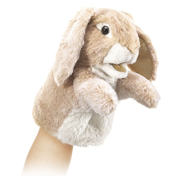 Little Lopeared Rabbit