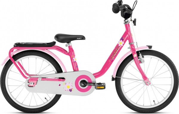 First bicycle Z8 - pink - Puky nbr.: 4412