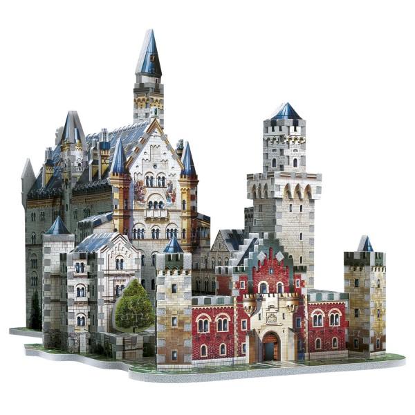 Neuschwanstein Castle (3-d puzzle)