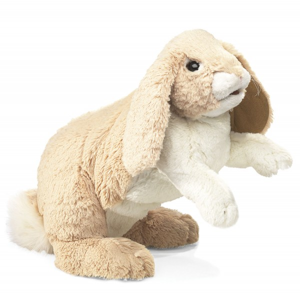 Kuscheliges Häschen / Floppy Bunny Rabbit