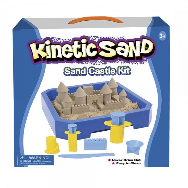 Kinetic Sand Sandburg Set / Sandcastle Kit
