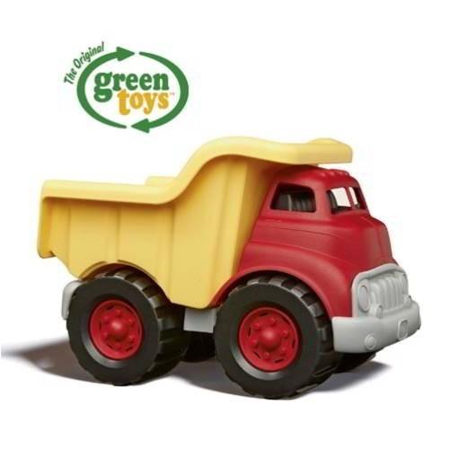 Kipplaster, rot / Dump truck, red