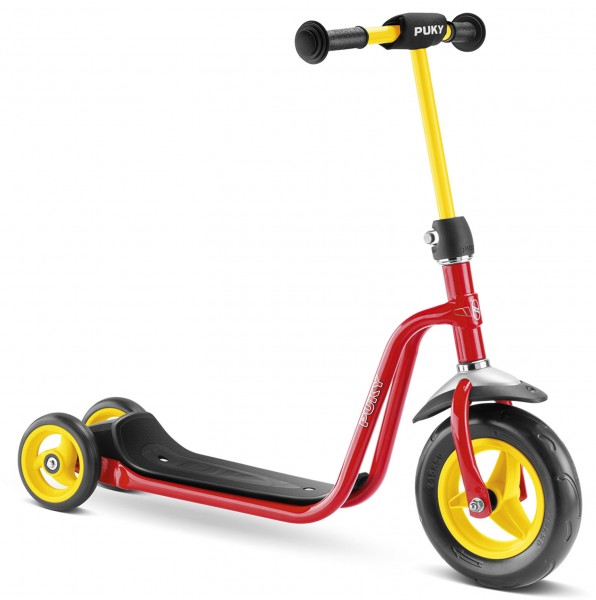 Scooter R1, red - Puky nbr. 5163