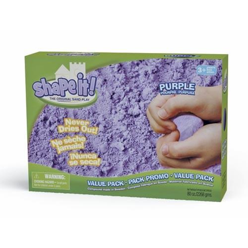 Shape it! Value Pack 2270 g purple
