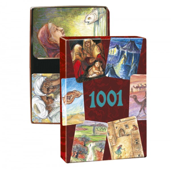 1001 OH - Cards