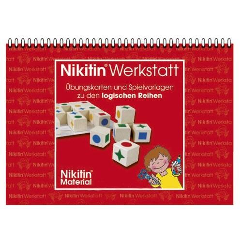 Nikitin-Werkst. Ergänzungsheft - Log. Reihen