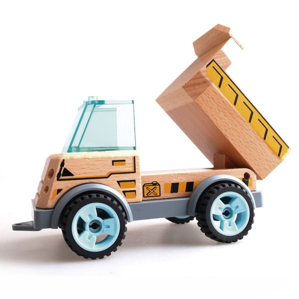 VAROOM Costruction Vehicel: Tip Lorry