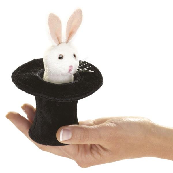 Mini Rabbit in Hat