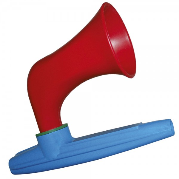 Wazoo / Kazoo made of synthetic material with funnel
