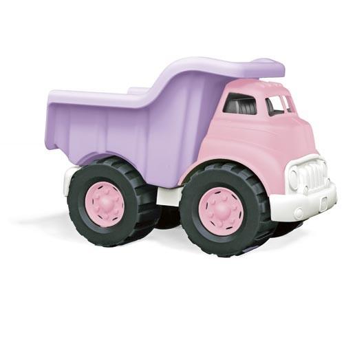 Kipplaster, pink / Dump truck, pink